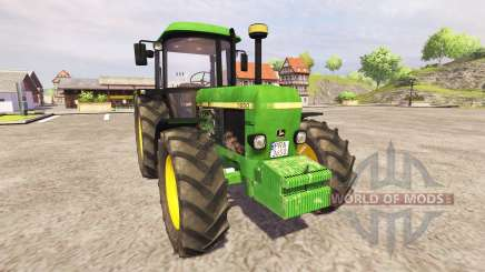 John Deere 3650 для Farming Simulator 2013