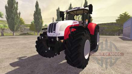 Steyr CVT 6230 для Farming Simulator 2013