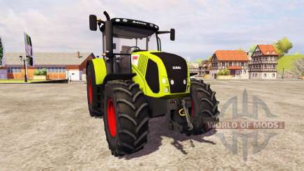 CLAAS Axion 850 v2.0 для Farming Simulator 2013
