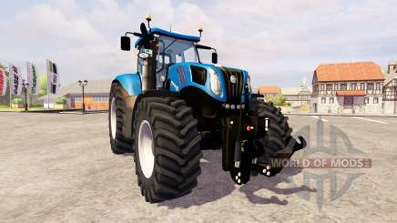 New Holland T8.390 v0.9 для Farming Simulator 2013