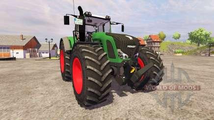 Fendt 939 Vario v2.2 для Farming Simulator 2013