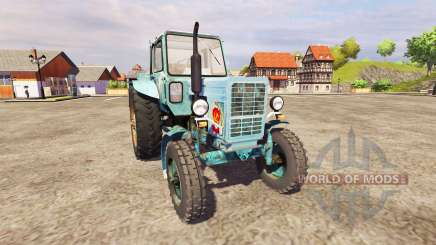 МТЗ-80 v2.0 для Farming Simulator 2013