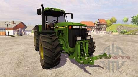 John Deere 8410 для Farming Simulator 2013