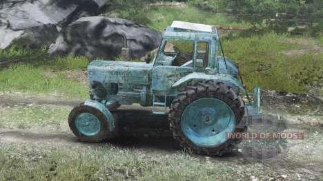 МТЗ-80Л Беларус [03.03.16] для Spin Tires