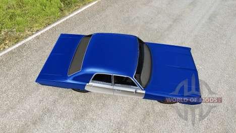 Dodge Polara 1971 для BeamNG Drive