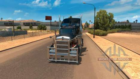 HDR Fix для American Truck Simulator