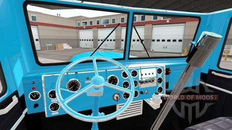 Peterbilt 351 [custom] для American Truck Simulator