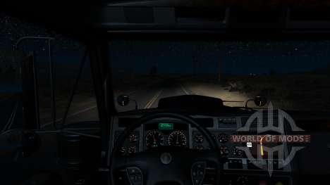 Звёздное небо для American Truck Simulator