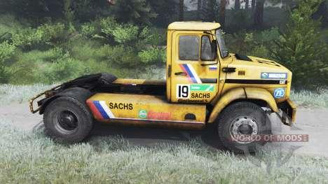 ЗиЛ-4421С [03.03.16] для Spin Tires