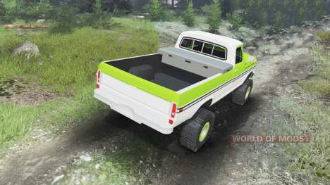 Ford F-100 [03.03.16] для Spin Tires
