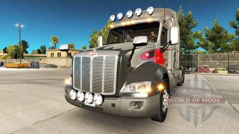 Фары Hella для American Truck Simulator