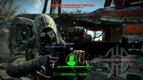 The Rebel для Fallout 4