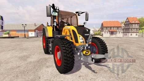 Fendt 724 Vario SCR [communal] v3.0 для Farming Simulator 2013