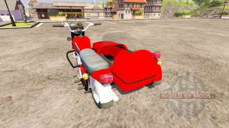 Иж Планета-5 для Farming Simulator 2013