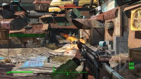 Штурмовая винтовка R91 для Fallout 4