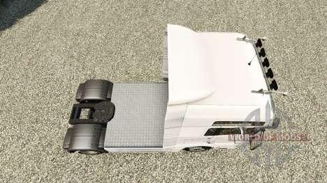 Скин Klaus Bosselmann на тягач MAN для Euro Truck Simulator 2