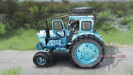 Т-40 [голубой][03.03.16] для Spin Tires
