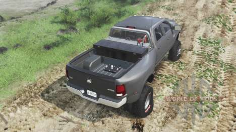 Dodge Ram 5500 dually 2012 [03.03.16] для Spin Tires