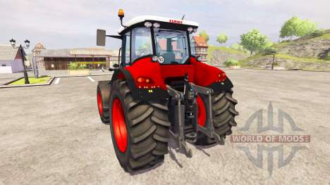 CLAAS Axion 840 v1.1 для Farming Simulator 2013