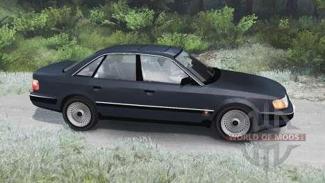 Audi 100 Quattro [03.03.16] для Spin Tires