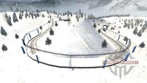 Alpine Rally для BeamNG Drive