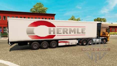 Полуприцеп Hermle AG v1.1 для Euro Truck Simulator 2