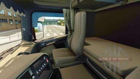 Scania R420 Highline v2.8 для Euro Truck Simulator 2