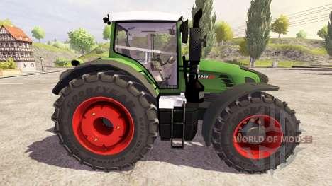 Fendt 939 Vario для Farming Simulator 2013