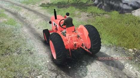 Valmet 565 [03.03.16] для Spin Tires