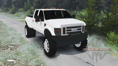 Ford F-450 [03.03.16] для Spin Tires