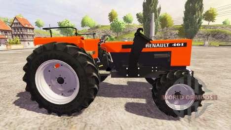 Renault 461 для Farming Simulator 2013