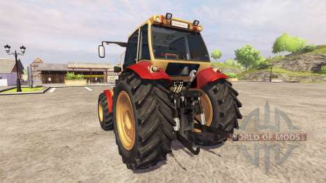 Lindner Geotrac 94 [red edition] для Farming Simulator 2013