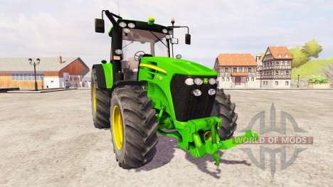 John Deere 7730 v2.0 для Farming Simulator 2013