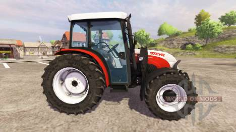 Steyr Multi 4095 для Farming Simulator 2013