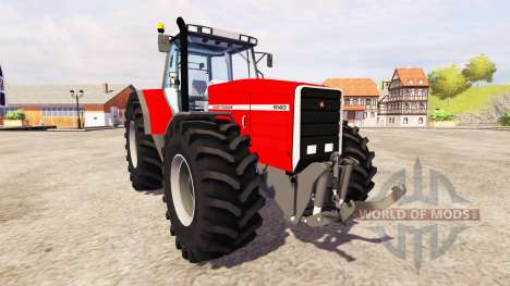 Massey Ferguson 8140 v2.0 для Farming Simulator 2013