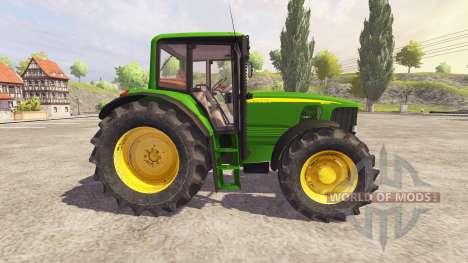 John Deere 6620 для Farming Simulator 2013