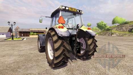 Valtra T140 для Farming Simulator 2013