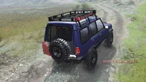 Land Rover Discovery 1998 [03.03.16] для Spin Tires