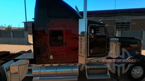 Turkish Power W900 для American Truck Simulator