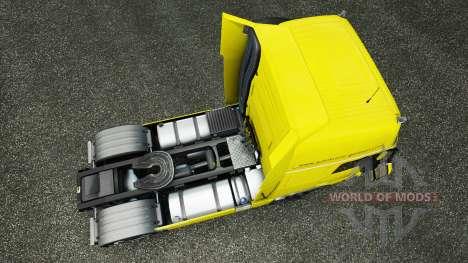 Скин Gertzen Transporte на тягач Volvo для Euro Truck Simulator 2