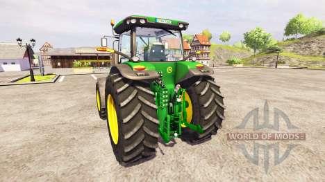 John Deere 7200R для Farming Simulator 2013
