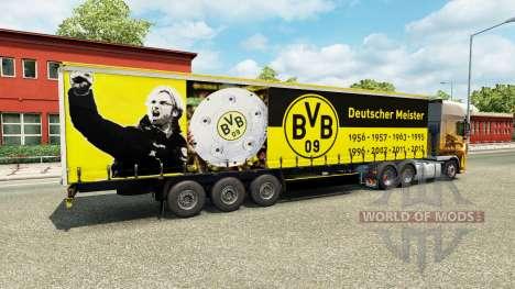 Полуприцеп BVB для Euro Truck Simulator 2