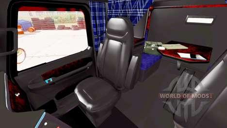 Wester Star 5700 [Optimus Prime][Edit] для American Truck Simulator