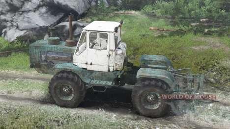 Т-150К ХТЗ [03.03.16] для Spin Tires