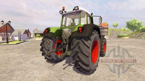 Fendt Favorit 926 для Farming Simulator 2013