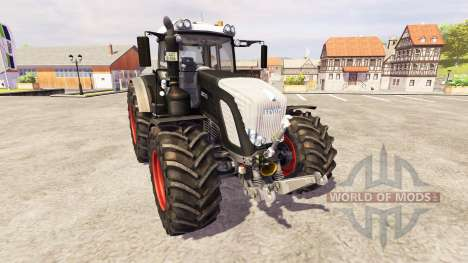 Fendt 936 Vario BB v2.0 для Farming Simulator 2013