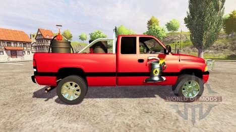 Dodge Ram 2500 для Farming Simulator 2013