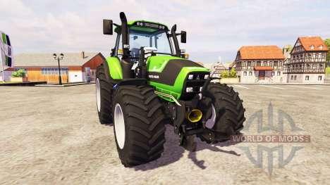 Deutz-Fahr Agrotron 6190 TTV FL v2.0 для Farming Simulator 2013