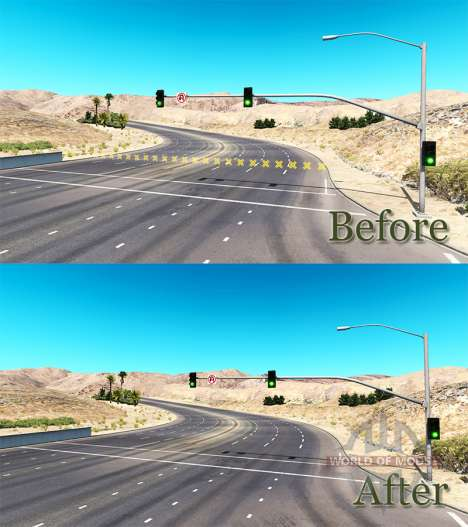 Без барьеров для American Truck Simulator