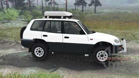 Toyota RAV4 [03.03.16] для Spin Tires